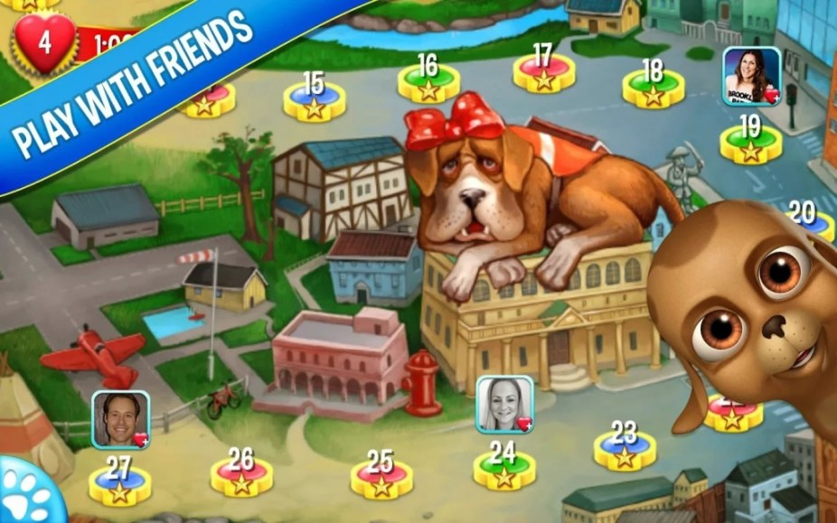 Pet Rescue Saga Hack & Cheats Free Download for Android