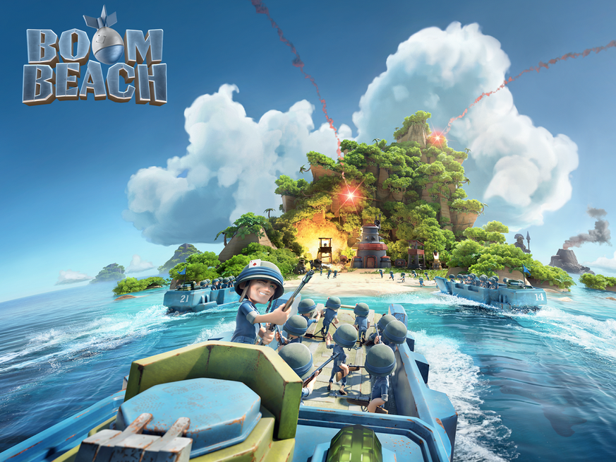 Boom Beach for PC Main