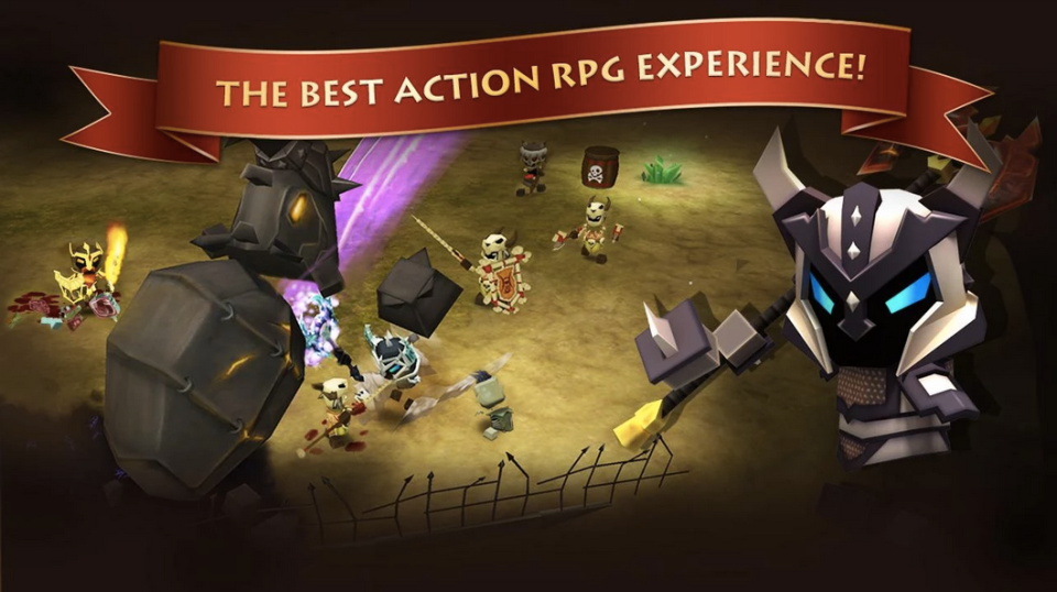 Elements Epic Heroes APK 2