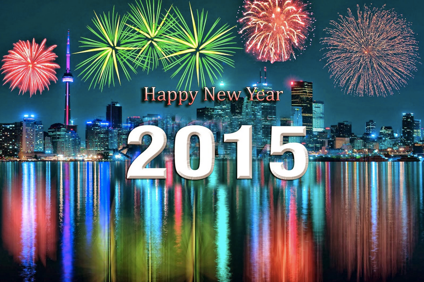 Happy New Year 2015 Greetings  3