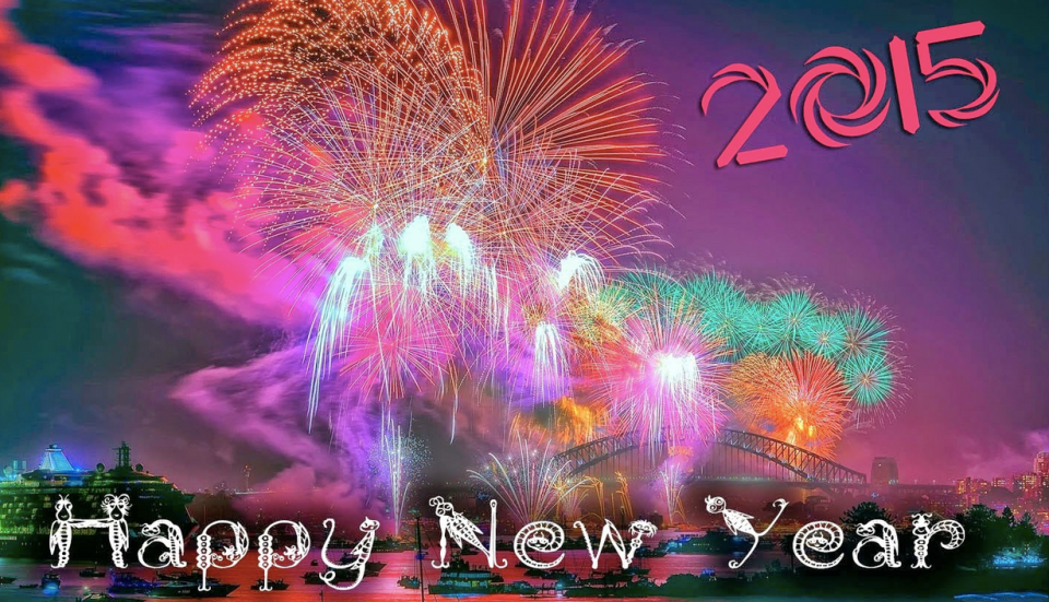 Happy New Year 2015 Greetings  6