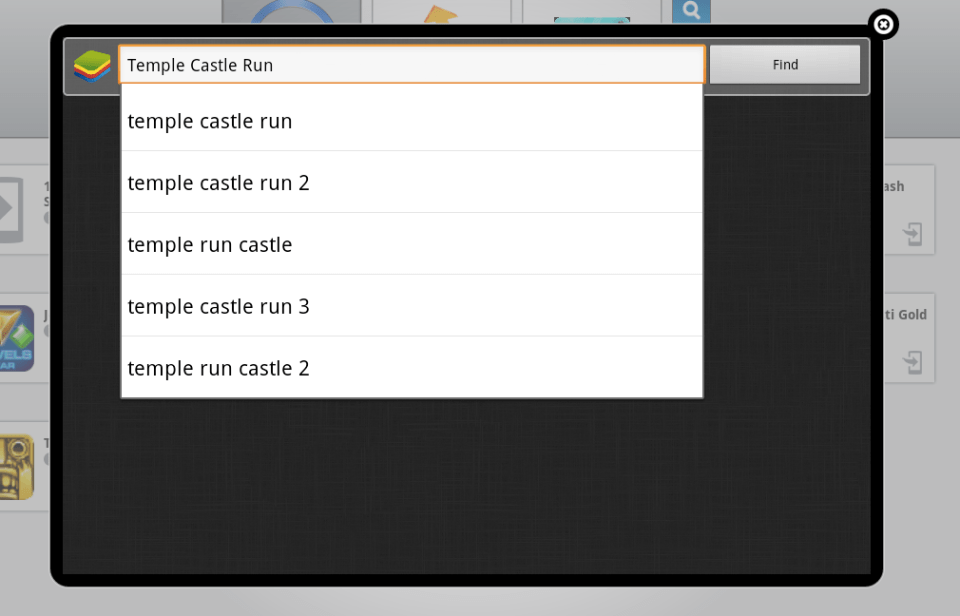 Temple Castle Run for PC 3