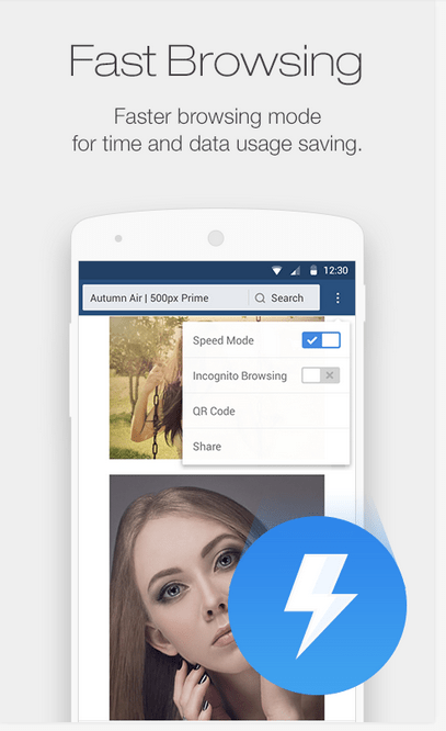 UC Browser Mini APK 4
