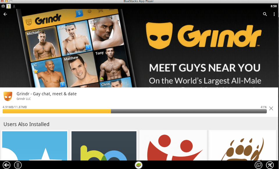 Grindr for PC 5