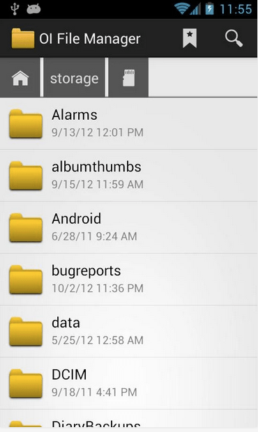 OI File Manager APK 1