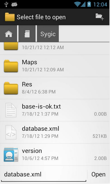 OI File Manager APK 3