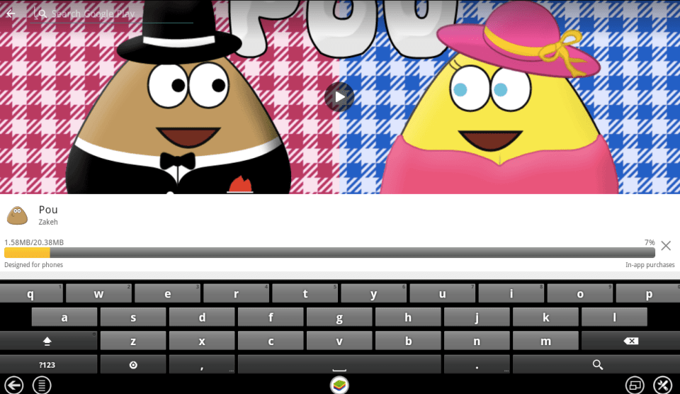 Pou for PC 5