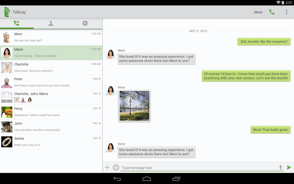 Talkray APK 5