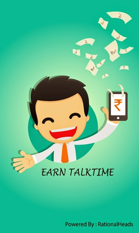 earn talktime
