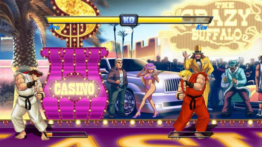 Street Fighter II for PC Game Free Download (The World Warrior)