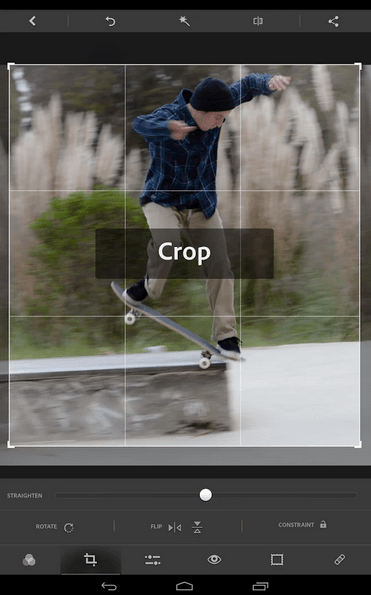 Adobe Photoshop Express APK 4
