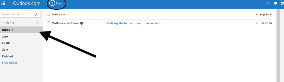 Outlook Mail 2
