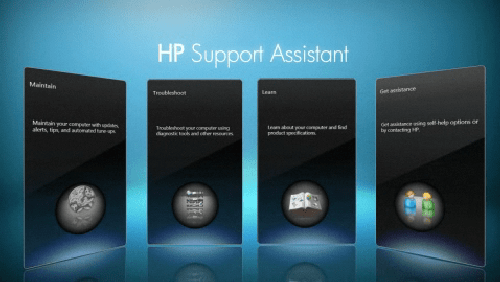 HP-Support-Assistant
