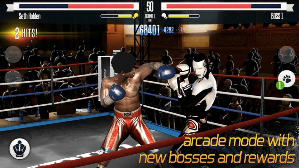 Real Boxing APK 4
