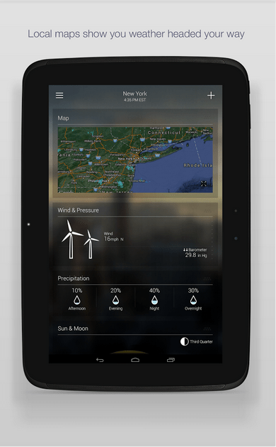 Yahoo Weather APK 5