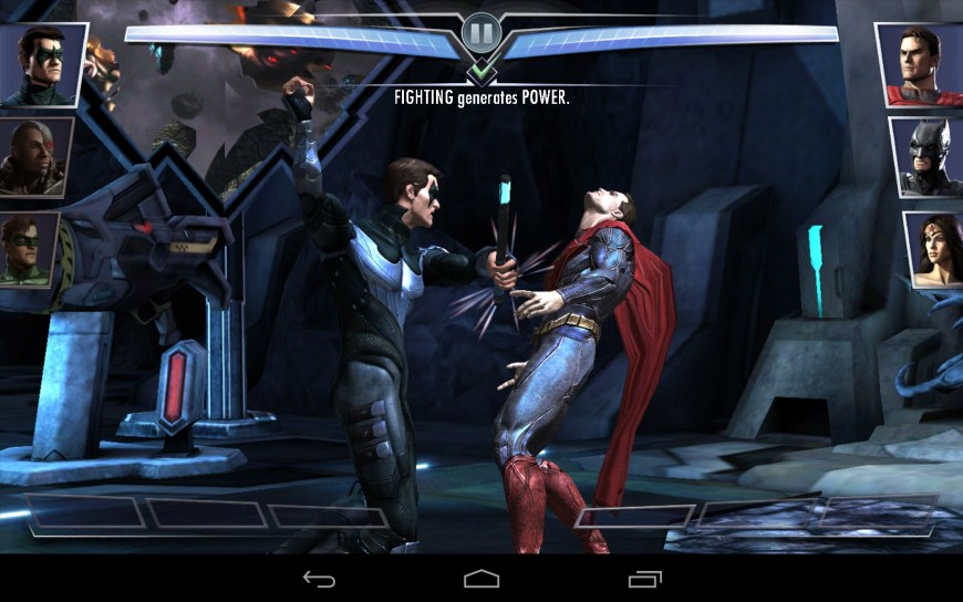 injustice fight