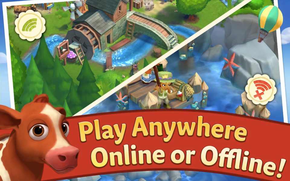 FarmVille 2 Country Escape APK 4