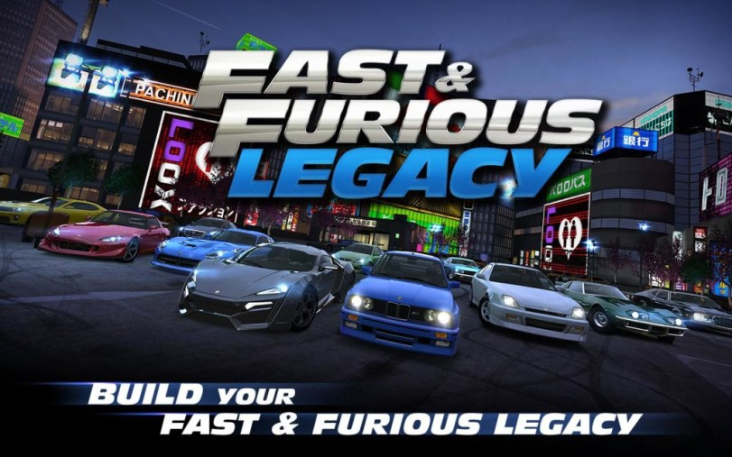 Fast-and-furious
