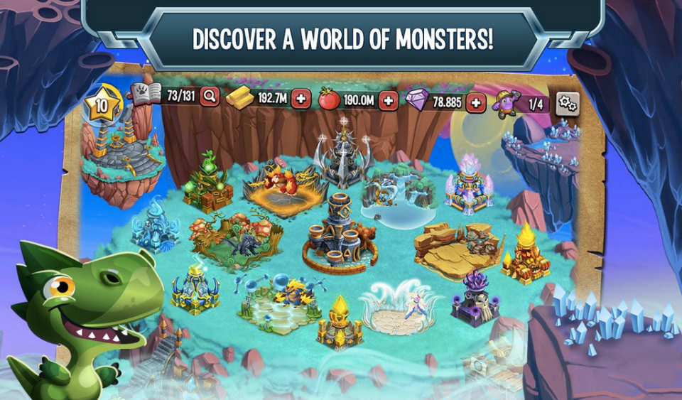 Monster Legends APK 2