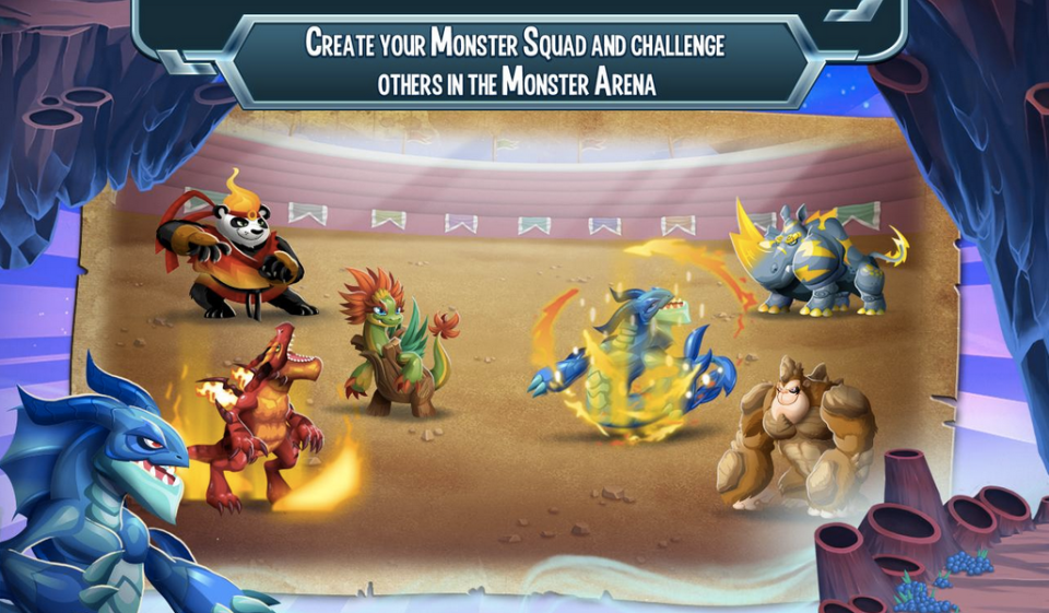Monster Legends APK 3
