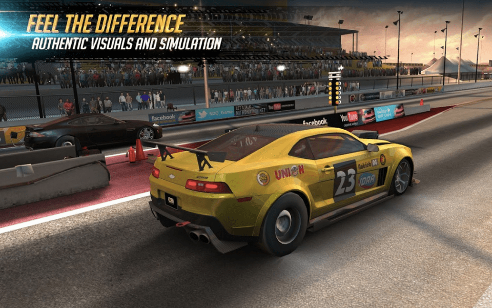 Nitro Nation APK 3