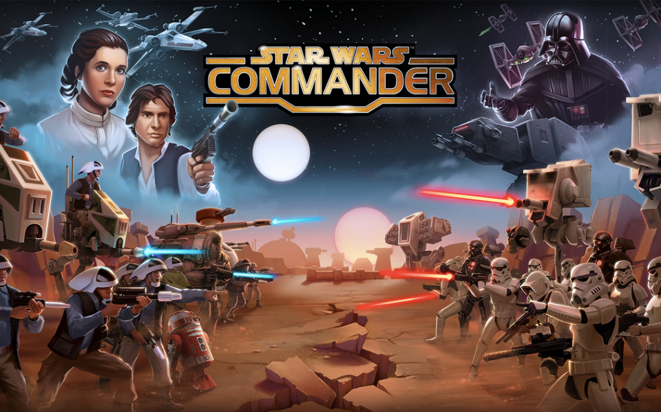 Star Wars Commander APK 2