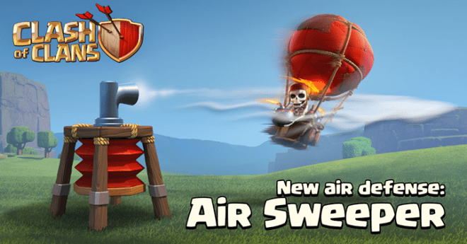 clash-clans air sweeper