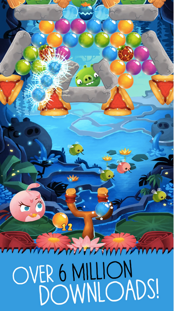 Angry Birds Stella POP Hack 2
