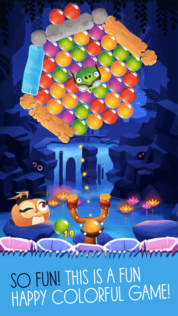 Angry Birds Stella POP Hack 4