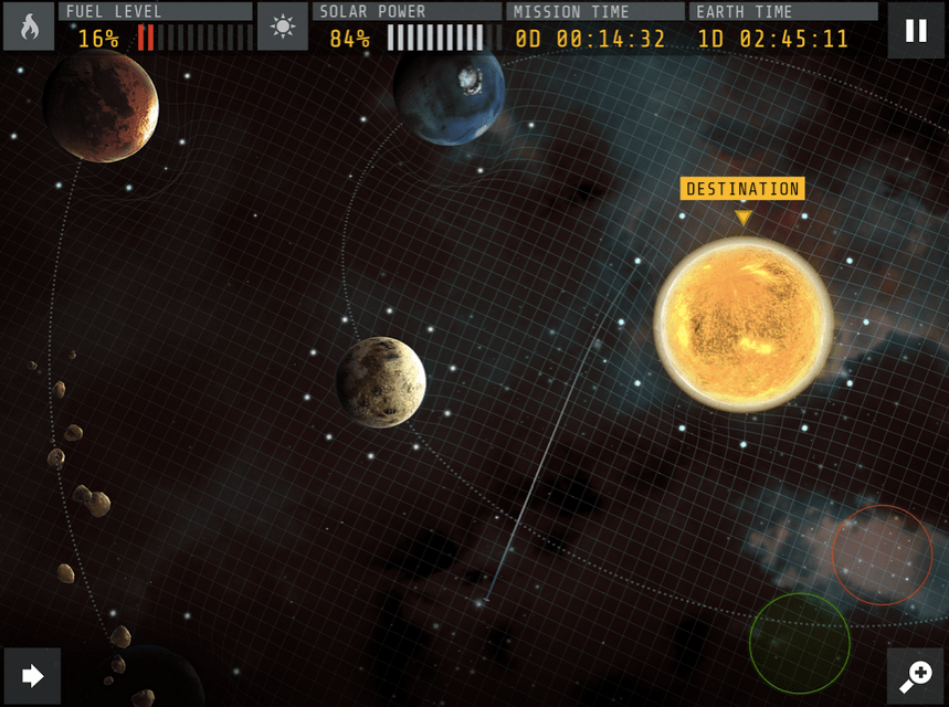 Interstellar Android Game APK 4