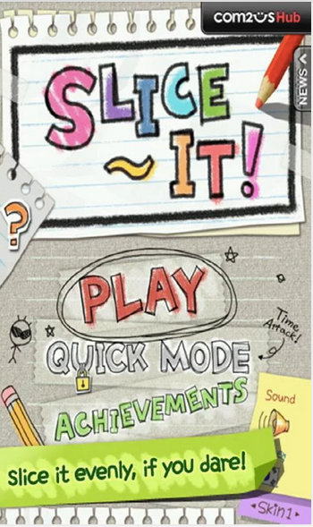 Slice It APK 2