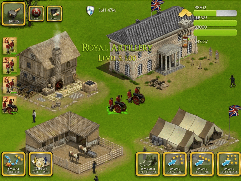Colonies vs Empire APK 4
