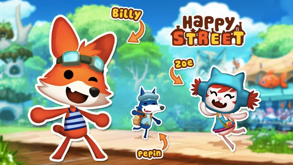 Happy Street APK 2
