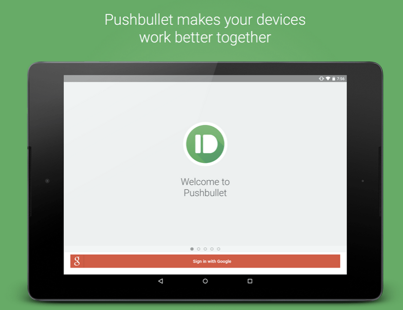 Pushbullet APK 2