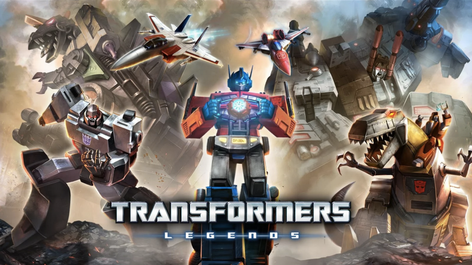 Transformers Legends APK 2