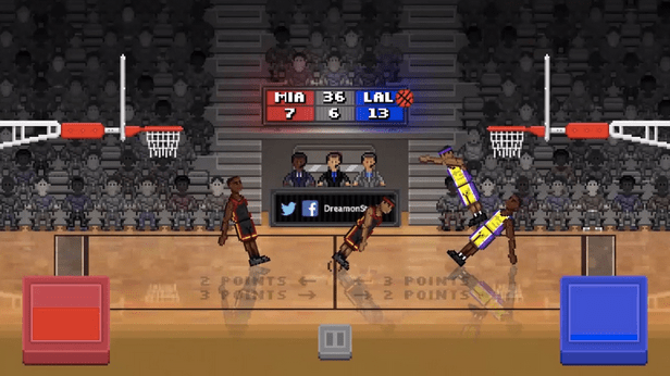 Bouncy Basketball APK 2