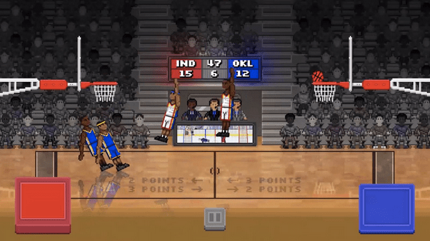 Bouncy Basketball APK 3