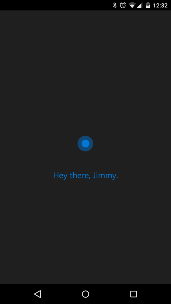 Cortana-for-Android