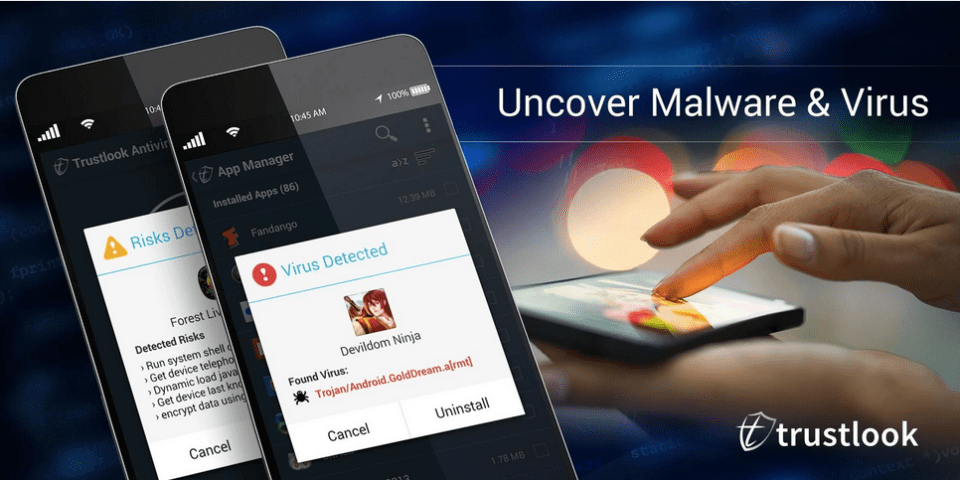 Mobile Security & Antivirus APK 4