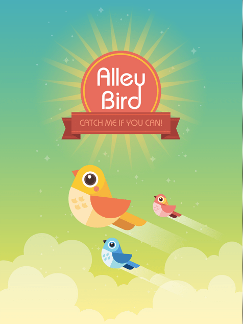 Alley Bird APK 2