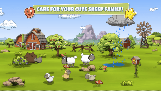 Clouds & Sheep 2 APK 2