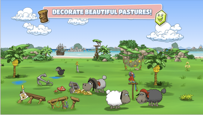 Clouds & Sheep 2 APK 4
