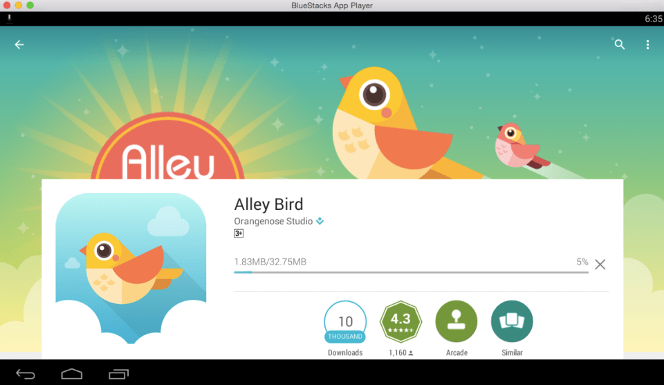 Alley Bird for PC 7