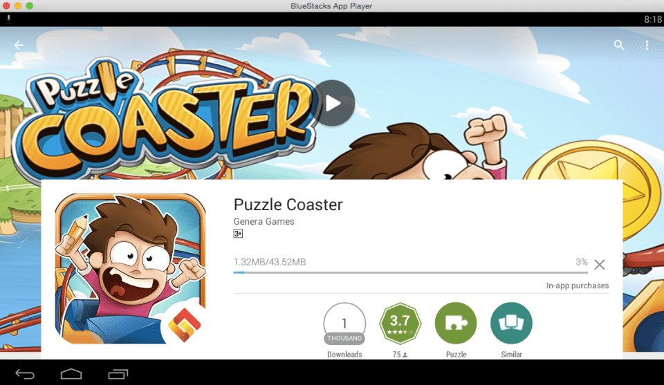 Puzzle Coaster for PC 7