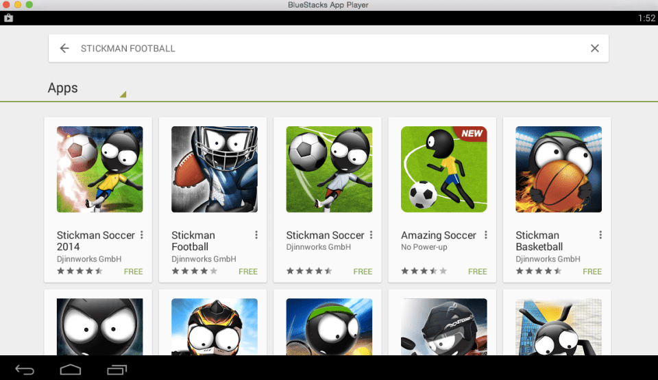 Stickman Football for PC 4