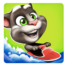 Talking Tom Jetski for PC 1