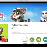 Talking Tom Jetski for PC 7