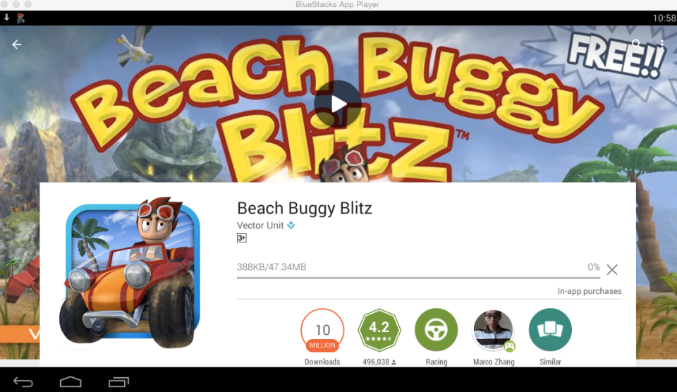 Beach Buggy Blitz for PC 7