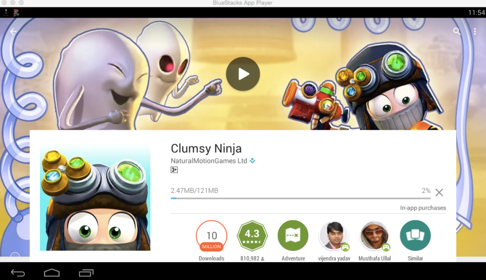 Clumsy Ninja for PC 7