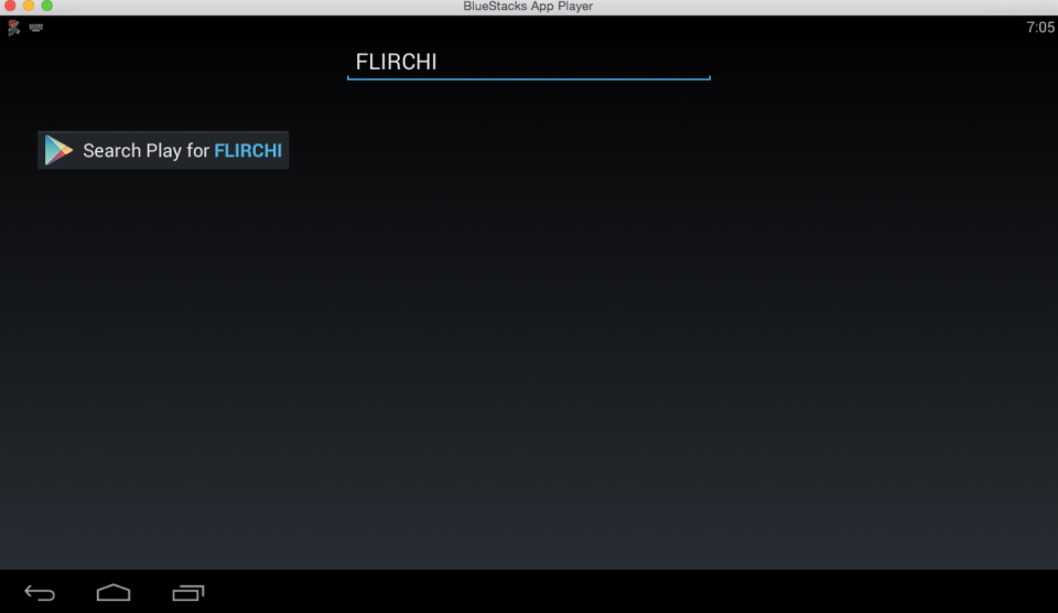 Flirchi for PC 4